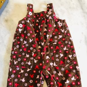 BABY BODEN DUNGAS/OVERALLS 6-12